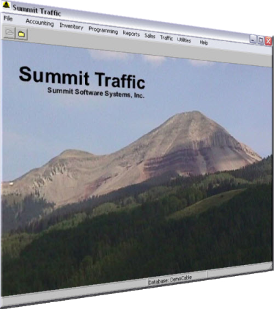 Summit Traffic Screen